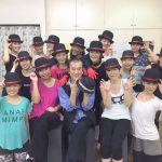 絶賛稽古中! 日本ジャズダンス芸術協会ダンスフェスティバル