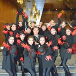 日本ジャズダンス芸術協会ダンスフェスティバル 盛況にて終演!